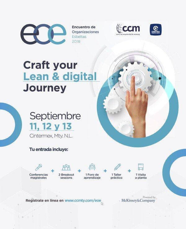 Craft your Lean & digital Journey